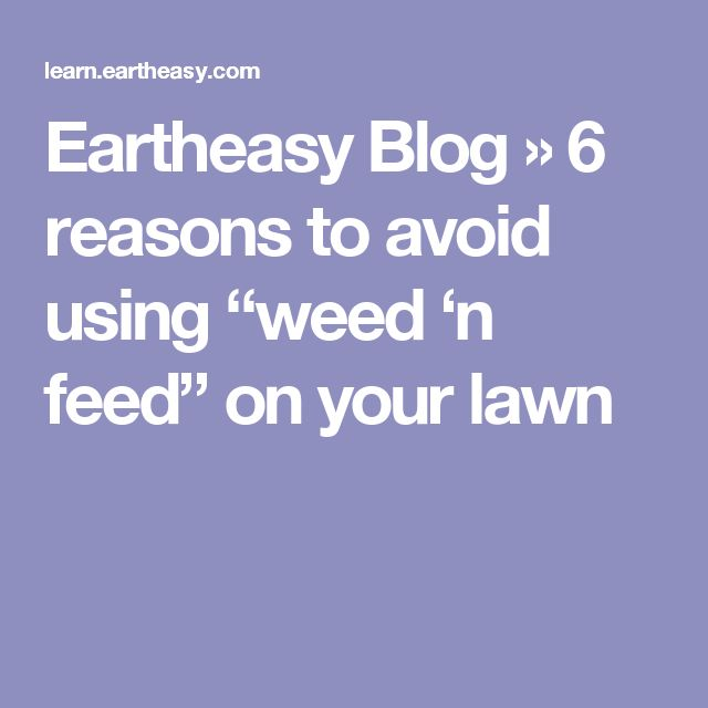 17 Best ideas about Lawn Feed on Pinterest Grass fertilizer