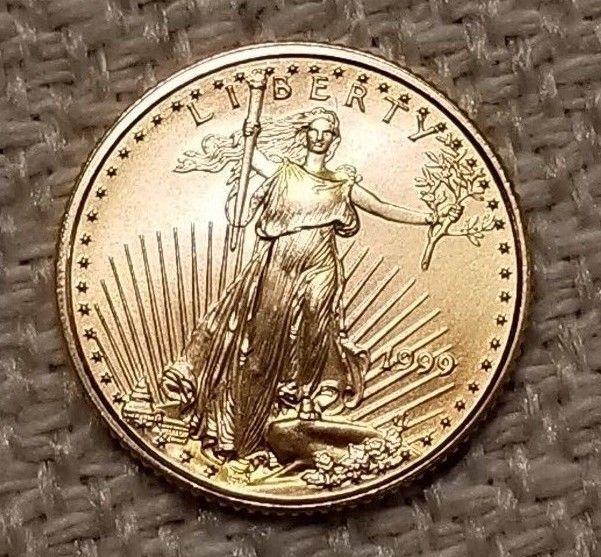 1999 1 10 Oz Gold American Eagle 5 Coin Para Koleksiyonpara Madenipara Koleksiyonmadenipara Antika Gumuspara Amerikapaketim Madeni Para Antika Urunler