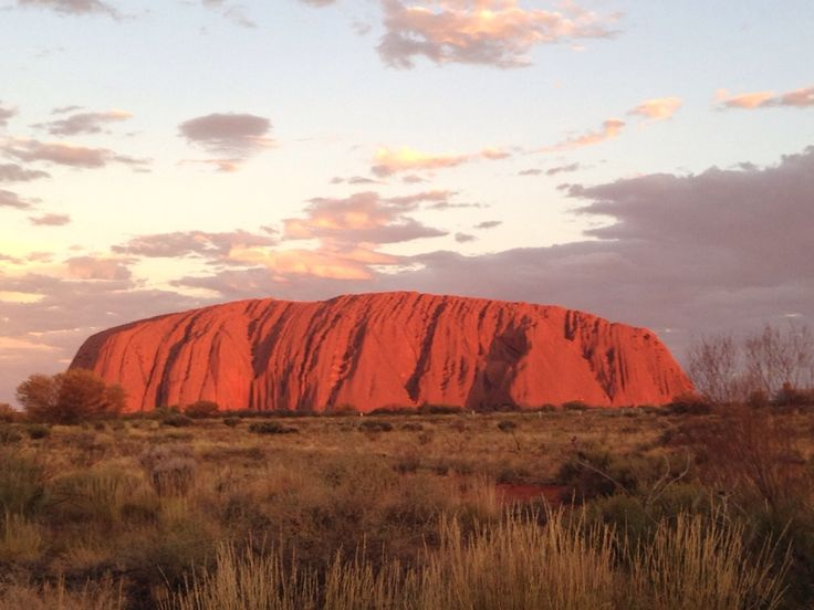 Uluru-Kata Tjuta National Park in Yulara, NT