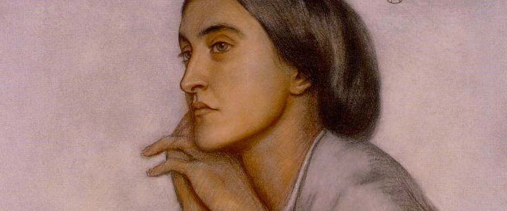 """The Victorian poet Christina Rossetti (1830–1894) is most celebrated for her popular Christmas carols, but her most prolific liturgical season was Lent. A fervent Anglican, Rossetti expressed in her poems a deeper understanding of suffering than pieces like """"Love Came Down At Christmas"""" might lead you to suspect. In her Lenten poetry, she focuses not only on her own sins, but highlights how her intense brokenness united her to God."""