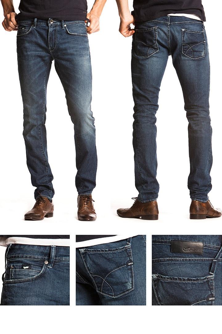 SS13 Men's Jeans.   Fit: skinny Model: Sax Zip