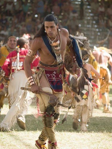 Dances for life pow wow man regalia  native