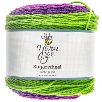 Sweet Tooth Yarn Bee Sugarwheel Yarn