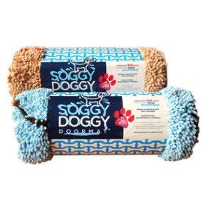 No More Soggy Dog