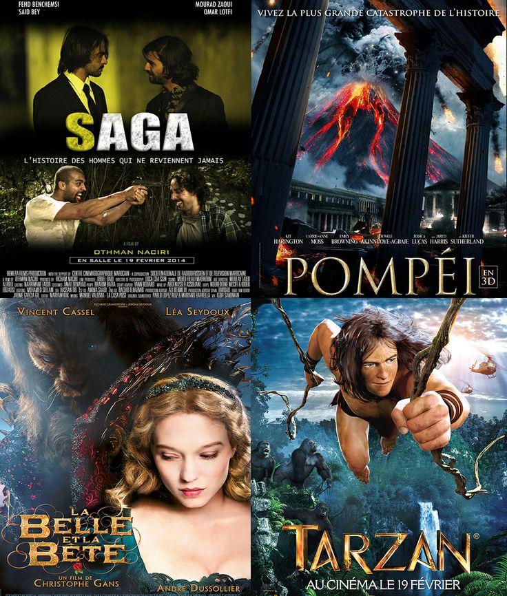 Plein de bons nouveaux films cette semaine au Ciné ! http://ocine.ma/