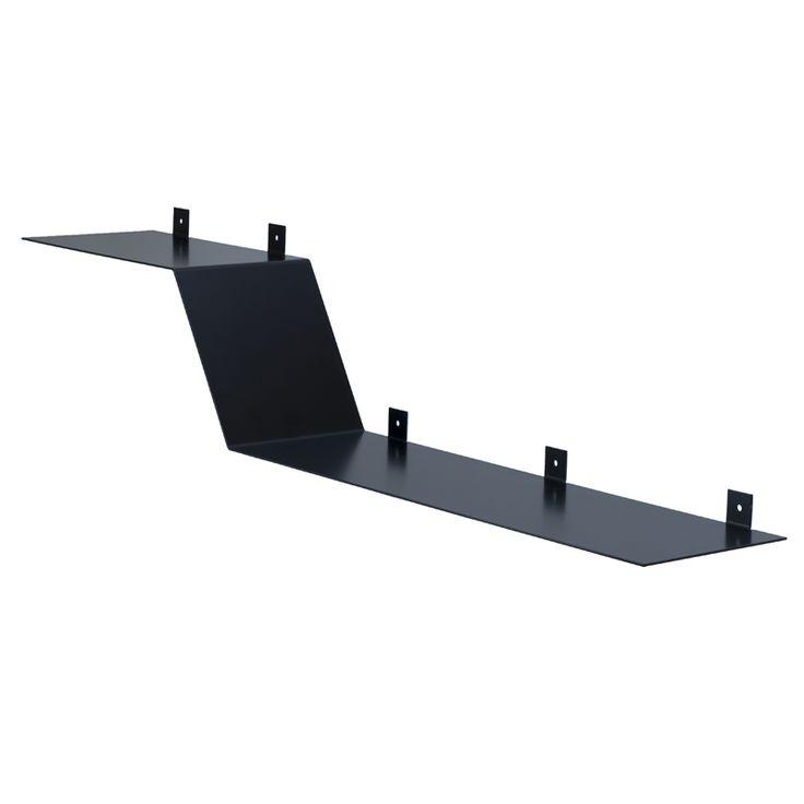 Black shlef Bent steel Gie El