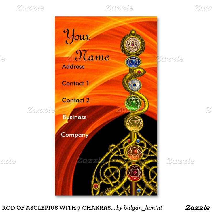116 best ROD OF ASCLEPIUS WITH 7 CHAKRAS ,SPIRITUAL ENERGY by ...