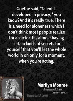 Marilyn Monroe Quotes | Marilyn Monroe Quotes | QuoteHD