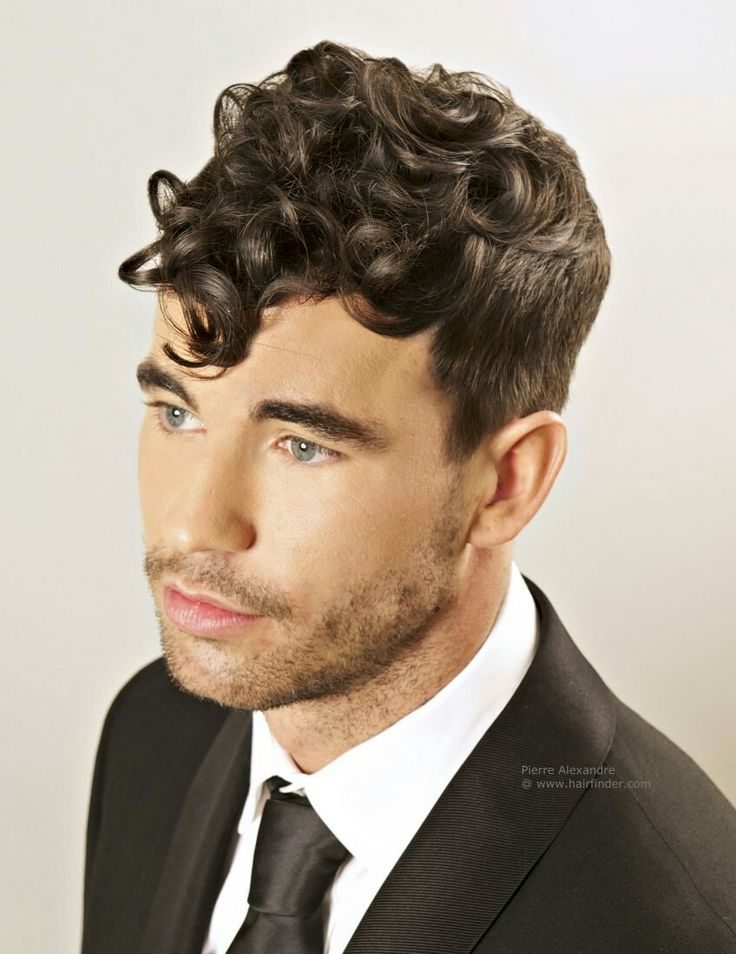 Tuft and Cut Hairstyle
