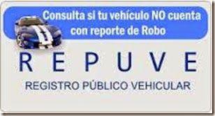 Tenencia Mexico DF Multas Infracciones Secretaria de Finanzas: REPUVE.GOB.MX Consulta autos robados en Mexico