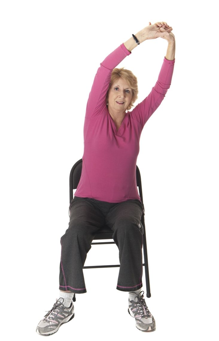 Stay Healthy With Seated Aerobics Aerobic Exercise Cancer Exercise Senior Fitness