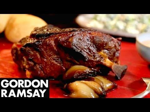 (199) Smoky Pulled Pork with Chipotle Mayonnaise | Gordon Ramsay - YouTube