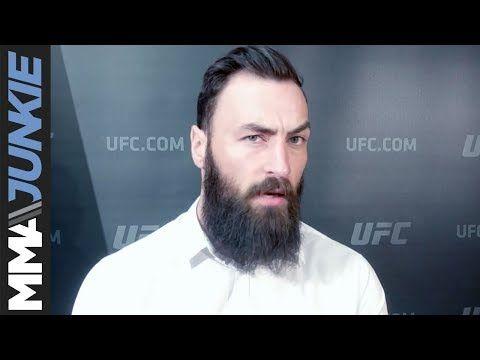 MMA UFC Fight Night 113 media day full scrum: Paul Craig