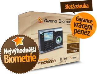 #biometrix Nejlevnější profesionální řešení pro menší společnosti do 50 zaměstnanců.