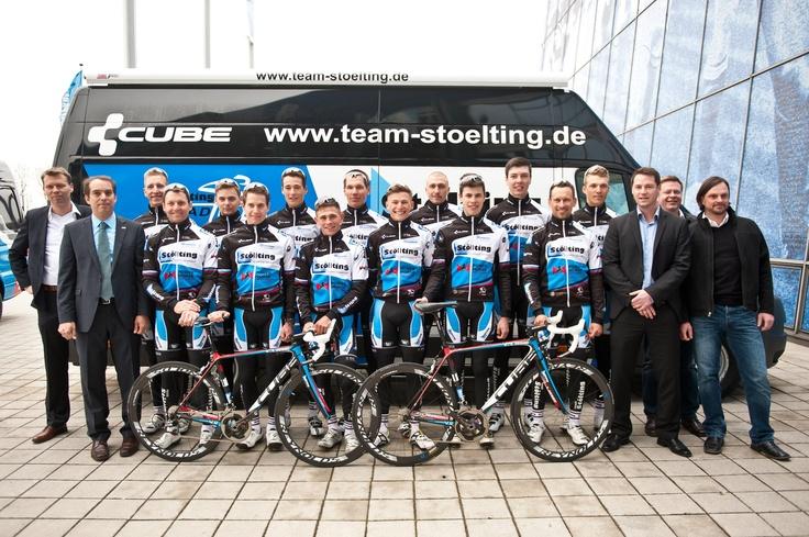 Wij presenteren met trots ons CUBE Stölting Team!
