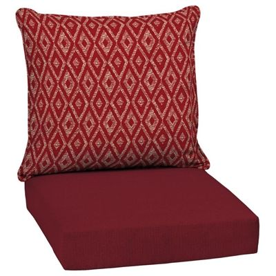367 best decor seat sofa cushions images on - Garden treasures replacement cushions ...