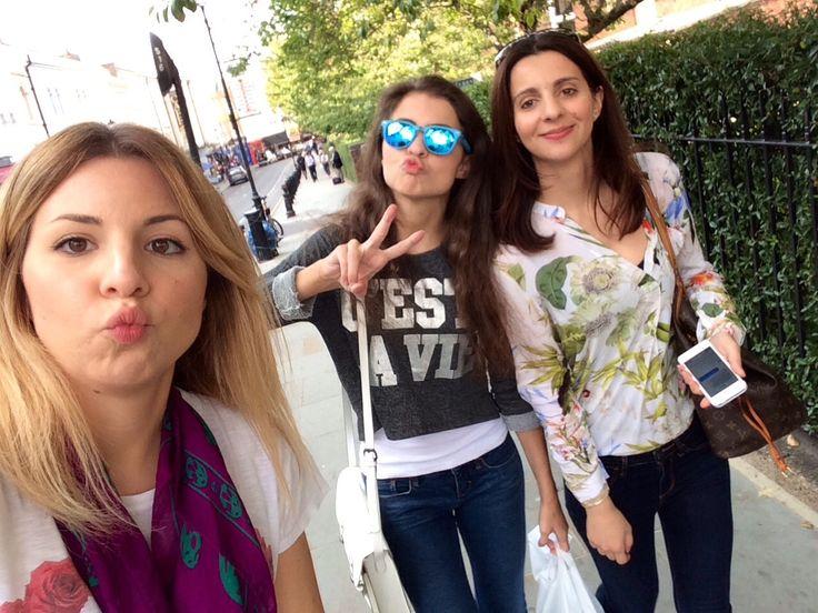 Sis in London