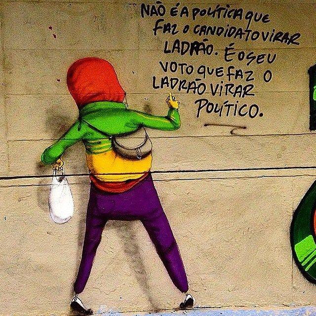 Artist :Os Grmeos