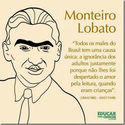 Monteiro Lobato Frases Em Português I Book Quotes Quotes E Books