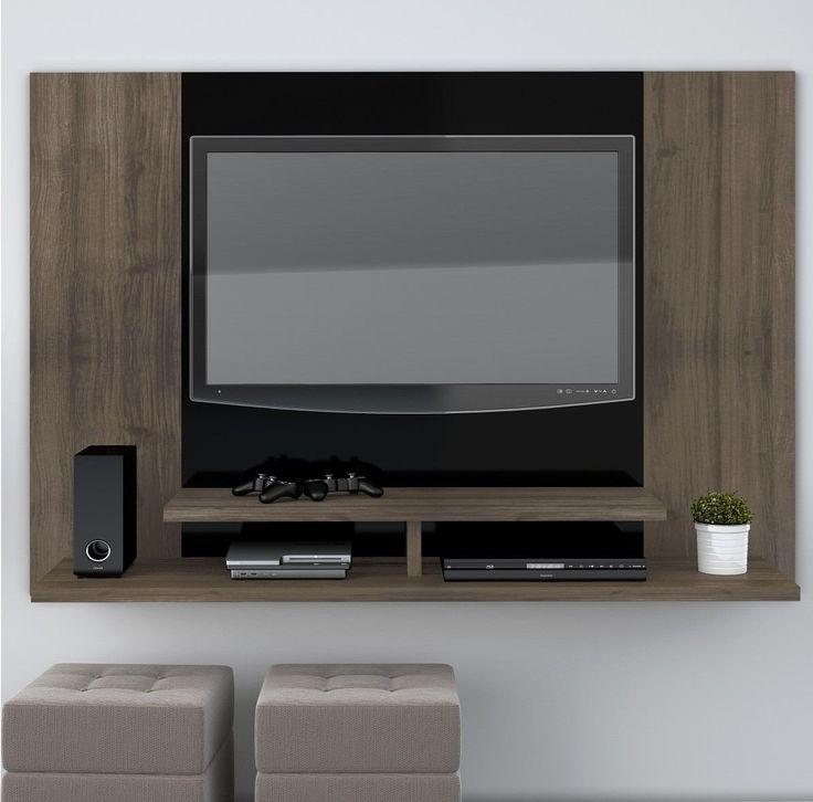 M s de 1000 ideas sobre centros de entretenimiento para el - Mueble tv pared ...