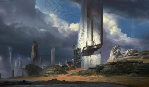 Game Themes Guitar Tabs | Free Guitar Tabs | Concept art world, Halo