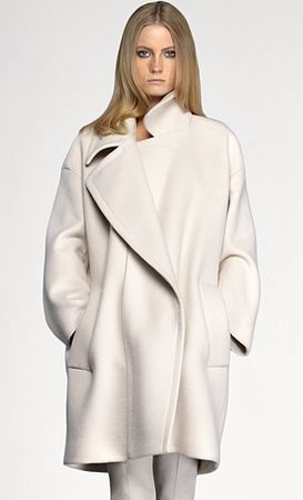 Gucci Cashmere Cocoon Coat