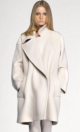Gucci Cashmere Cocoon Coat