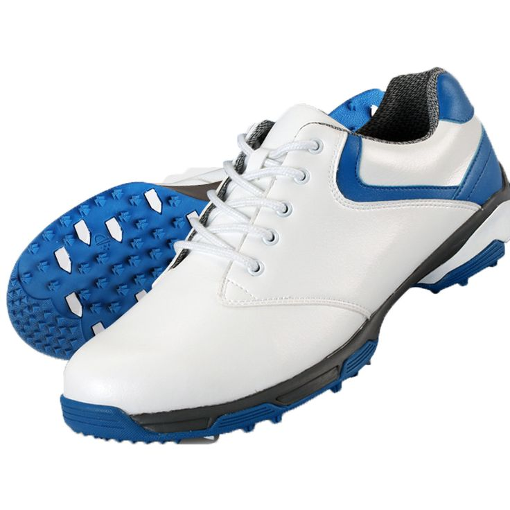 Cheap golf shoes wholesale, Buy Quality golf shoes men directly from China golf clubs shoes Suppliers: waterproof breathable patent design men outdoor sport shoes anti-skid super light good grip comfortable leather golf shoes