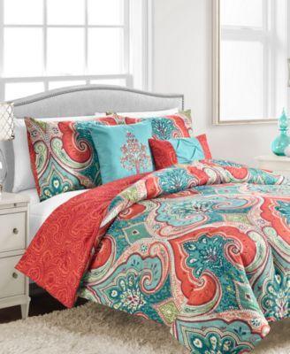 Casablanca 5-Pc. Comforter and Duvet Sets