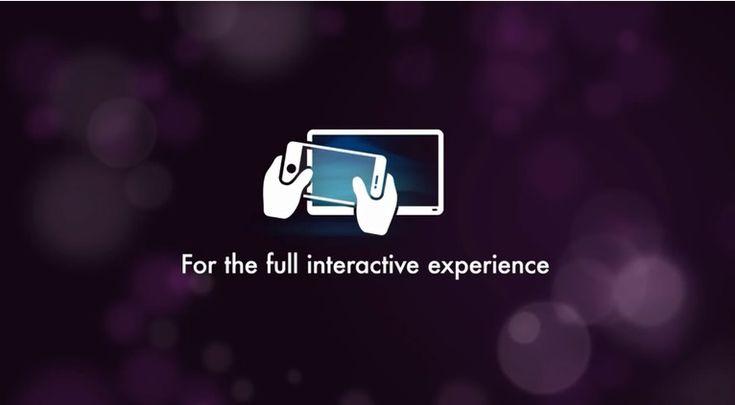 世界初!スマホをかざすと「覗き見」体験ができる、Durexの二重構造動画