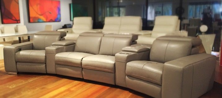 At Gainsville, we design #HomeTheater furniture to enhance your home entertainment experience.