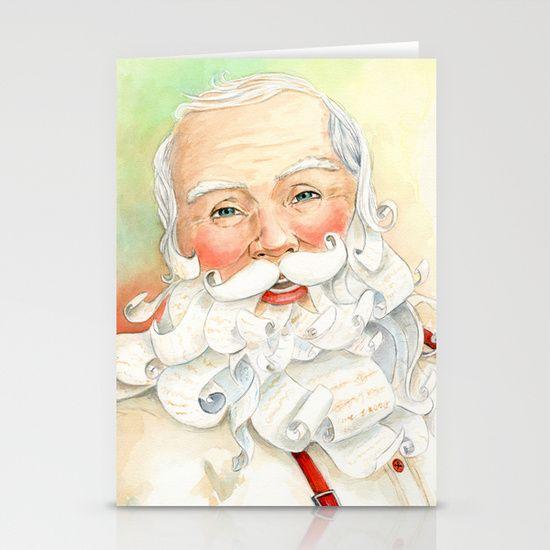 Carte de Noël / Christmas Card Stéphane Lauzon