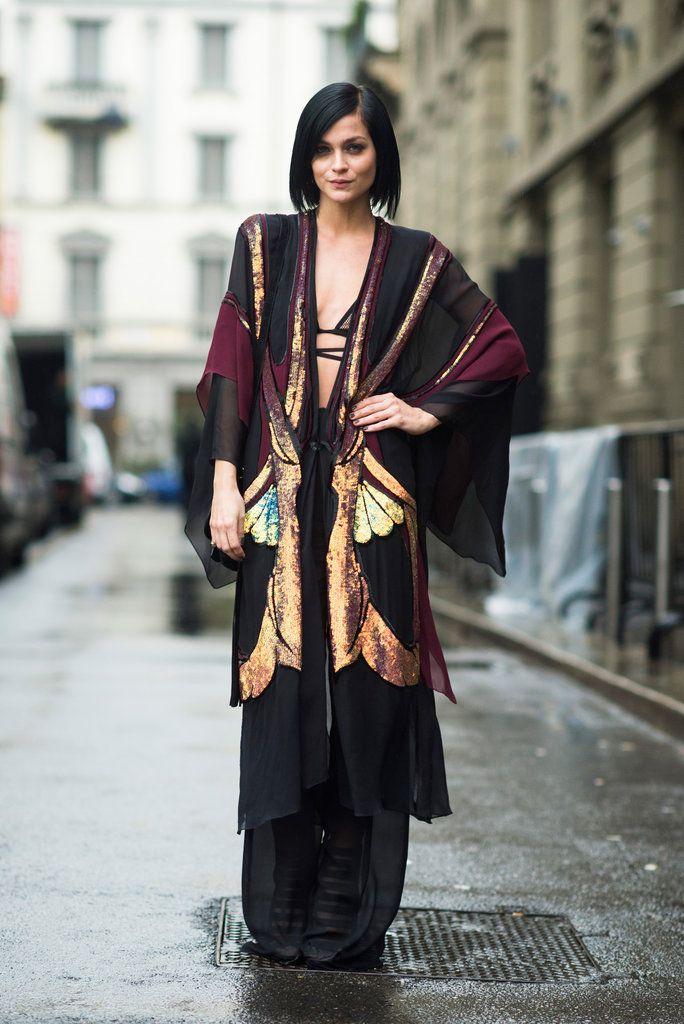 Leigh Lezark in Gucci