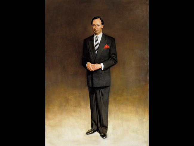 1991/92: Bryan Westwood – The Prime Minister (Paul Keating)