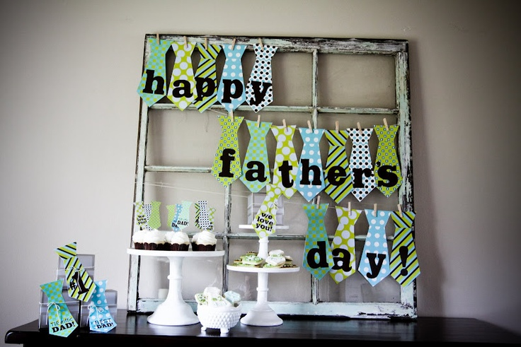 More Father's Day Ideas {and a printables} from Cherished Bliss