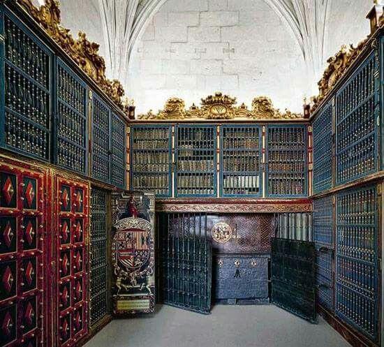 Biblioteca de Salamanca