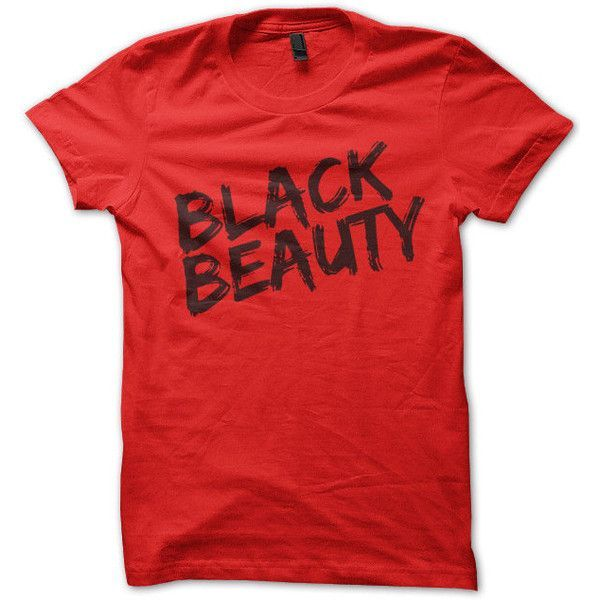 awesome Natural Hair T Shirt Tshirt Tee - Black Africa African American... ($20) ❤ lik...