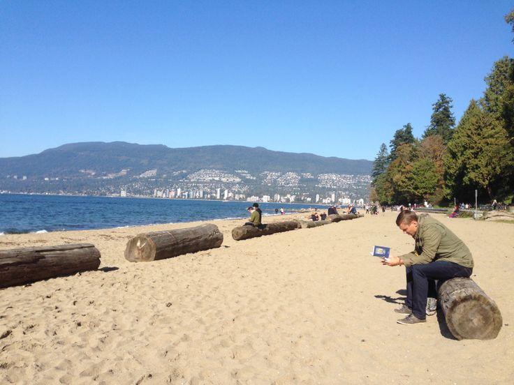 Third Beach, Vancouver.