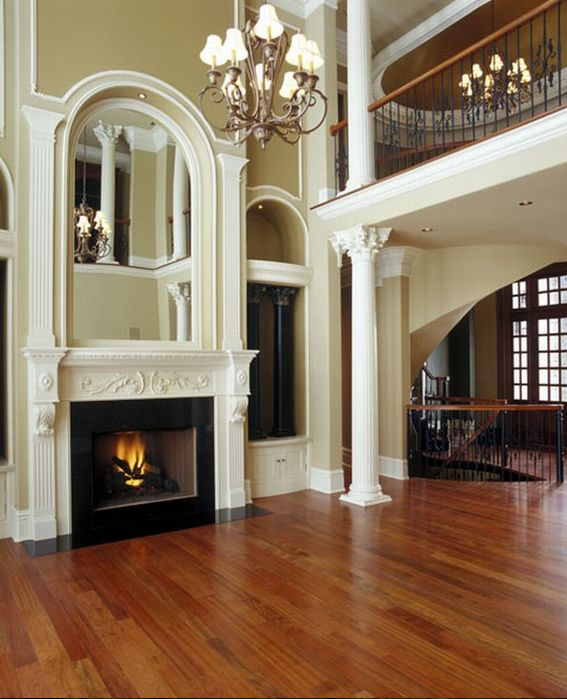 247 best Indoor Fireplace Ideas images on Pinterest   Fireplace ...