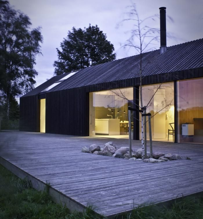 black and bright house on the danish island on mon built by copenhagen-based architect jan henrik jansen is creative inspiration for us. Get more photo about home decor related with by looking at photos gallery at the bottom of this page. We are want to say thanks if you like …