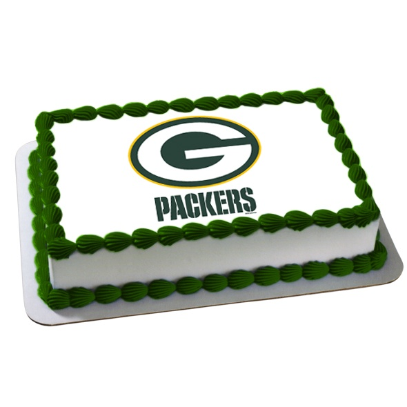 NFL Green Bay Packers Cake...did this for Mikes 30th!!