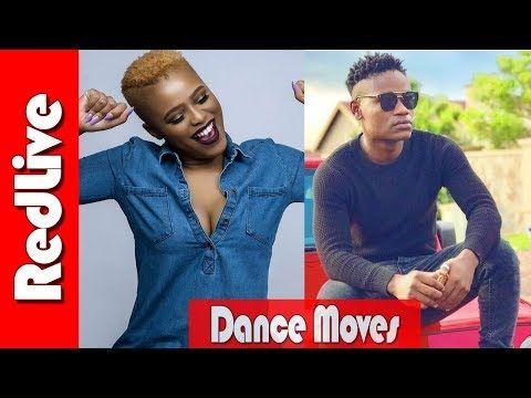 Natasha Thahane vs Clement Maosa Dance Moves