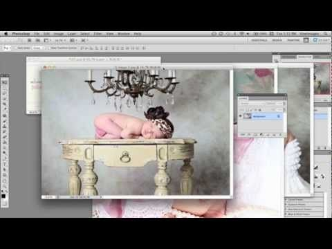 This week Julie Johnson of Vine Images shows you where to buy photographer photoshop templates and how to put one together with a free design template courtesy of Roselyn at Birdesign shop. She has gladly made some design templates available to you for free to try out and use.