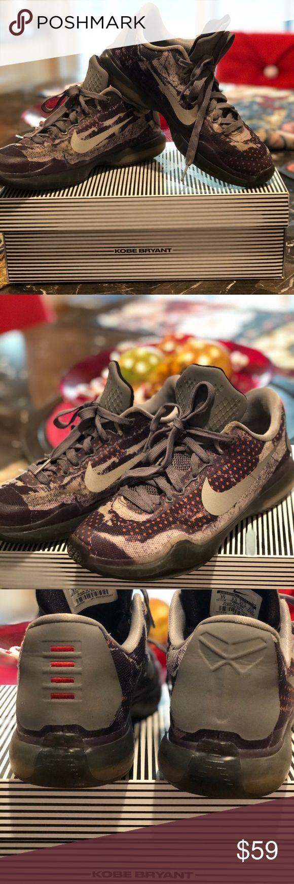 Kobe Bryant shoes Gently used Kobe shoes Nike Shoes Sneakers