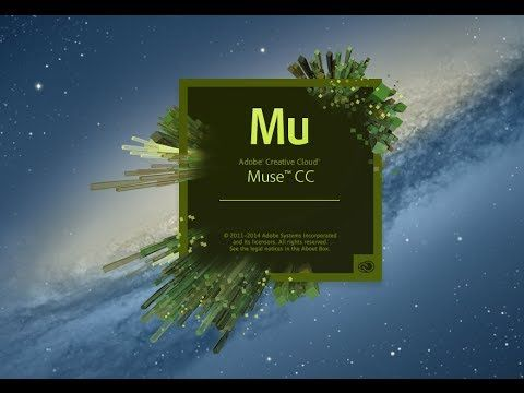 YouTube - Learn How to Design Your Own Landing Page in Adobe Muse CC | RebeccaLutz Design Tutorial