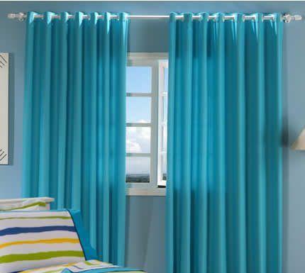 cortinas modernas para recamaras