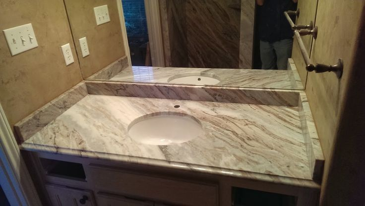Fantasy Brown Granite Bathroom Counter Tops Dream House