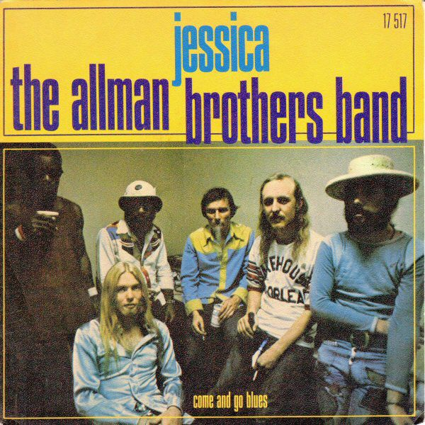 The Allman Brothers Band - Jessica (With images) | Allman brothers ...