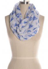 NEW: 5 Knots Speed Circle Scarf