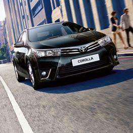 #Black #Corolla #Toyota